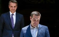 mitsotakis tsipras